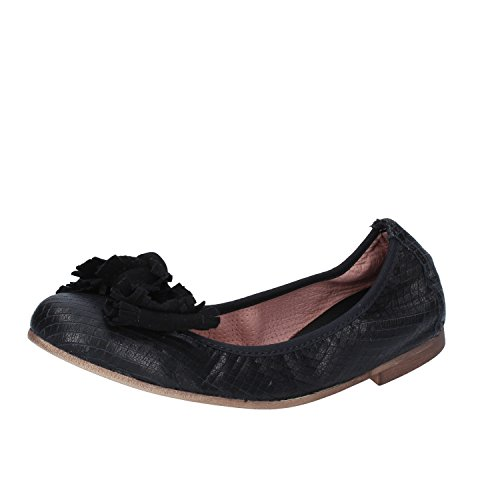 ALBERTO Ballet LA TORRE Ballet ALBERTO Flats Woman 6 US - 36 EU Black Leather (Synthetic) B079G7PMNL Shoes e42643