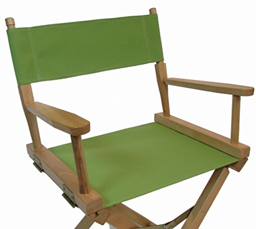 (Sunbrella Directors Chair Replacement Cover (Round Stick) - Gingko)