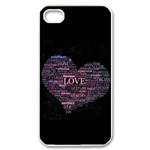 Back Case Durable Valentine's day Case For iPhone 5,5s