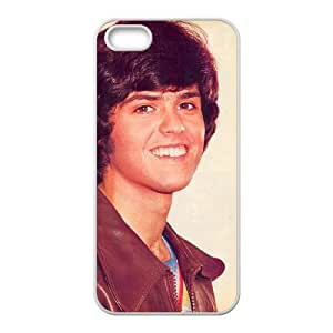 Donny Osmond iPhone 4 4s Cell Phone Case White TPU Phone Case SV_111423