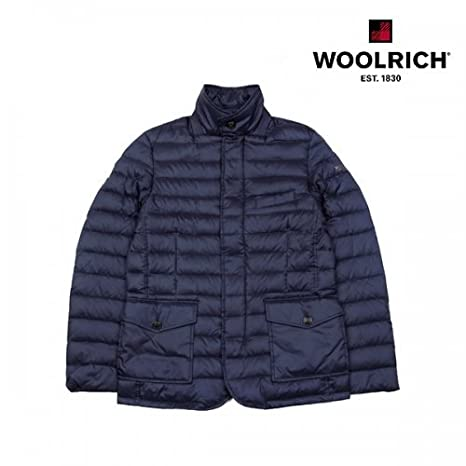 Woolrich Sundance Chaqueta de plumas tipo Blazer, ligera ...