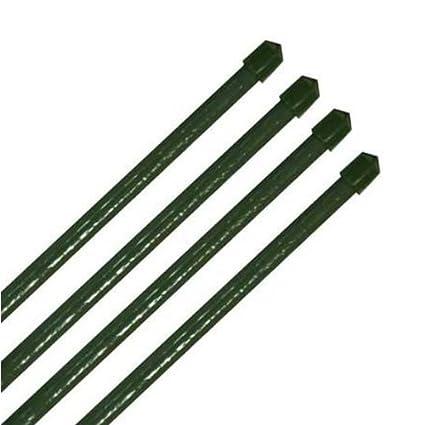 Plantas de palos de madera verde diámetro 16 x 1800 mm (10 ...