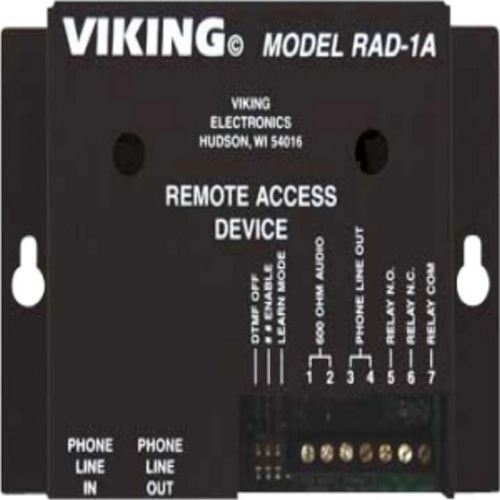 Viking Electronics RAD-1A Line Powered Remote Access - Viking Remote 1a Rad