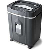 Aurora AU1410MA Professional Grade High Security 14-Sheet Micro-Cut Paper/CD and Credit Card/30 Minutes Continuous Run Time Shredder