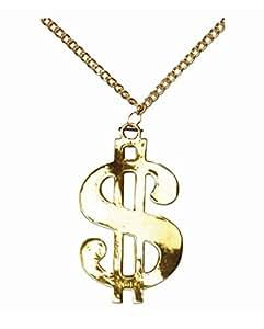Medallón de Oro Dollar Sign