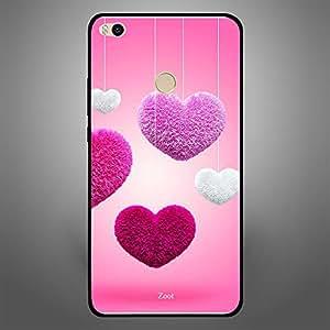 Xiaomi MI MAX 2 Colored Hearts