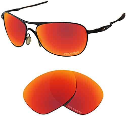 5e536d7e2d8c5 Tintart Performance Lenses Compatible with Oakley Crosshair New 2012 Polarized  Etched