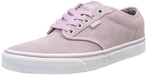 Vans Top Low Mauve Women's Atwood Sneakers Pink p08rpw