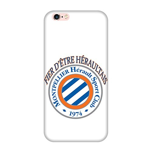 Coque Iphone 6-6s - Supporter Football Montpellier