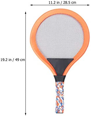 BESPORTBLE Raqueta de Tenis para Niños Set Raqueta de Pádel de ...