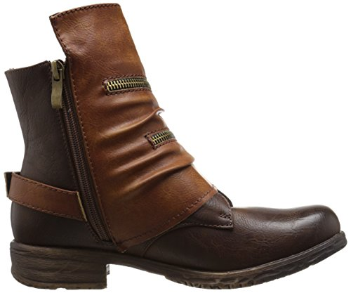 Brown Two Boot Lips Women's Atia qwwRH0