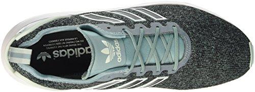 Compétition Adv Running Flux Chaussures Homme Gris Adidas De Zx gYqzWz