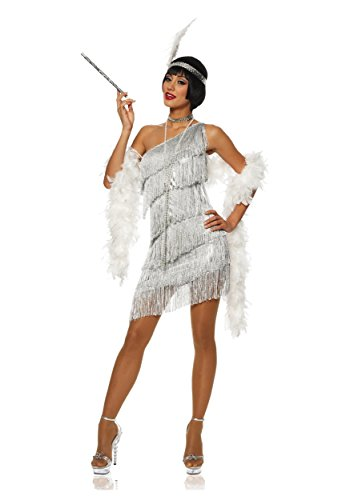 Dazzling Flapper Costume - Small