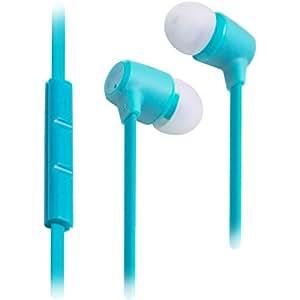 iLuv Bubble Gum 3 Dentro de oído Binaurale Alámbrico Azul - Auriculares (Binaurale, Dentro de oído, Azul, Alámbrico, Intraaural)