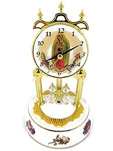 Amazon Com Waltham Anniversary Clock Our Lady Of