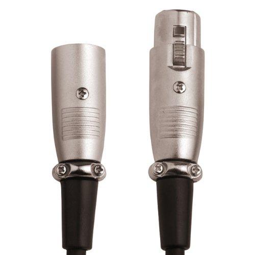 SM SunniMix 0.3m XLR 3-pin Macho A 1//4TRS Jack Audio Plug Hembra Micr/ófono Cable De Micr/ófono