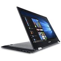 2017 Lenovo Edge 2 Convertible 15.6 Full HD IPS 2-in-1 Touchscreen Laptop PC, Intel Core i7-6500U 2.5GHz, 8GB RAM, 1TB HDD, Backlit Keyboard, WIFI, Bluetooth, HDMI, NO DVD, Windows 10 Home