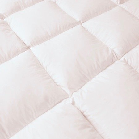 Feather Bed | Pillow Top Mattress Topper | 5 Inch | Free Cover Included | This Luxurious Mattress Pad Is the Perfect Addition to Your Current Mattress. (King) by LuxurestLLC (Image #2)
