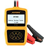 AUTOOL Battery Load Tester CCA 100-2400 Bad Cell Test for Regular Flooded, Auto Cranking and Charging System Diagnostic Analyzer for Domestic Cars, Boats
