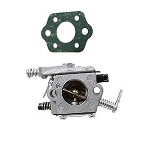 Aisen +–Juego de juntas para carburador para STIHL MS210MS230MS250021023025motosierra Motor Partes