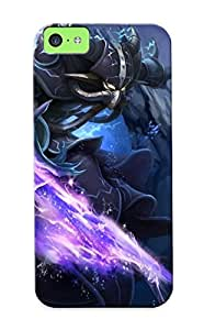 meilinF000Brendapritchard High Quality Shock Absorbing Case For Iphone 5c-league Of Legends Magic WeaponsmeilinF000