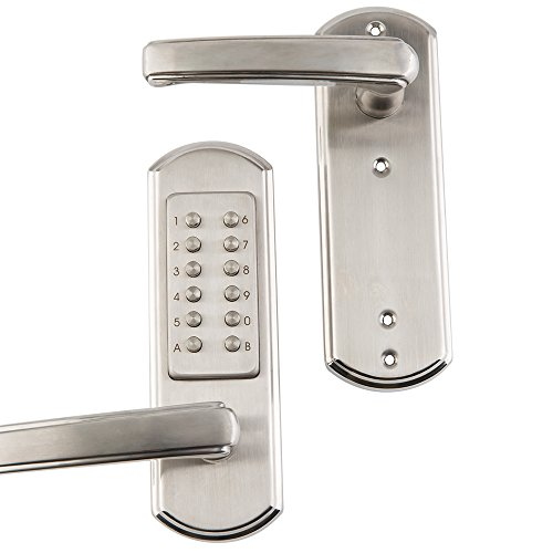 Keyless Mechanical Combination Door Lock Digital Code