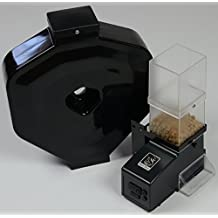 Super Feeder Outdoor Automatic Cat with Outdoor Power Supply, Analog Timer and 50' Wire