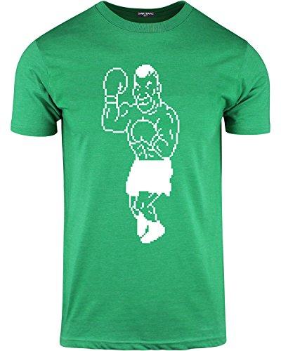 377f23e1272de6 Mens Iron Mike Tyson Punch Out Parody T Shirt