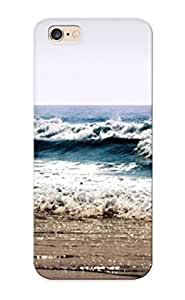 Case Provided For Iphone 6 Plus Protector Case Nature Of Beaching Phone Cover With Appearance