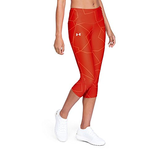 Under Armour Womens Armour Fly Fast Printed Capris