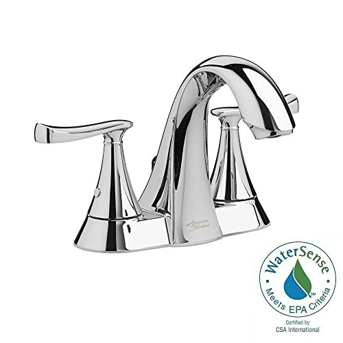 atfield 4 in. Centerset 2-Handle Bathroom Faucet in Chrome ()