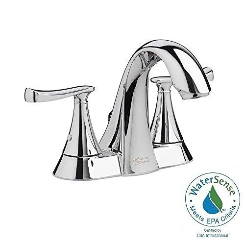 American Standard Chatfield 4 in. Centerset 2-Handle Bathroom Faucet in -