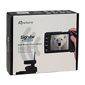 Aputure Gigtube Wireless GW3N Live View Angle Finder with Shutter Cable Release for Nikon D90