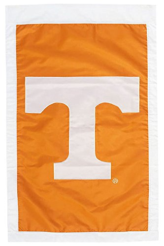 University of Tennessee - 28'' x 44'' Double Sided Appliqued NCAA Banner