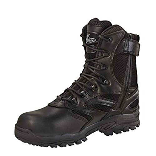 Thorogood 804-6195 8'Deuce Comp Wp Bbp Ppins Boot, Black - 10.5W