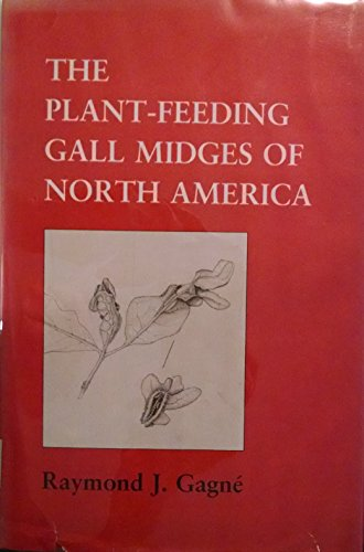 The Plant-Feeding Gall Midges of North America (Comstock Book)