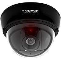 Defender 21034 Imitation Dome Camera (Black)