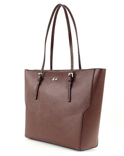 BORSA LA MARTINA ESTRELLA SHOPPING BAG 306 001 (MARRONE)