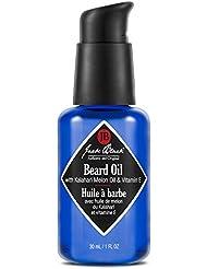 Jack Black - Beard Oil with Kalahari Melon Oil & Vitamin E, 1 Fl Oz