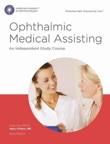 Ophthalmic Medical Assisting: An Independent Study Course Online Exam ebook