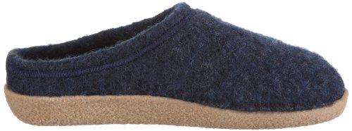 Giesswein Veitsch 52/10/47848 Unisex-Erwachsene Pantoffeln Blau (ocean 588)
