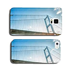 sunset and bridge cell phone cover case iPhone6