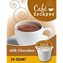 Green Mountain Café Escapes Milk Chocolate Hot Cocoa K-Cup