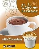 Green Mountain Café Escapes Milk Chocolate Hot Cocoa K-Cup For Sale