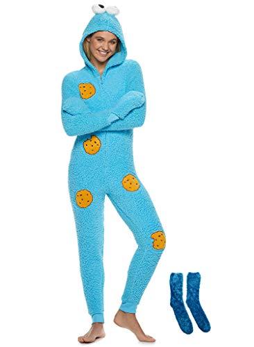 MJC Women's Cookie Monster, Elmo, Oscar Gloved