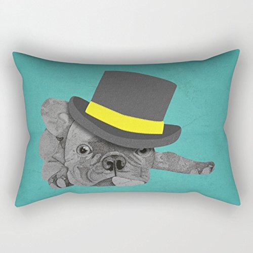 alphadecor-pillowcase-of-dogsfor-carcouplesstudy-roomindoorkids-girlshome-20-x-26-inches-50-by-65-cm