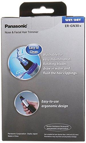 037988562336 - Panasonic Er-Gn30-K Men'S Nose & Ear Hair Trimmer carousel main 10
