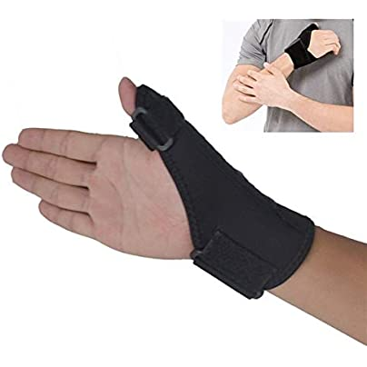 1PC Wrist Protector Medical Sports Wrist Thumb Hands Spica Splint Support Brace Stabilizer Arthritis Wristbands for Events Estimated Price £10.62 -