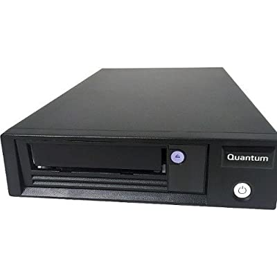 Lto-8 Tape Drive, Black, 04dec17 by Quantum