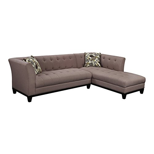 Emerald Home Marion Sectional Sofa with Chaise